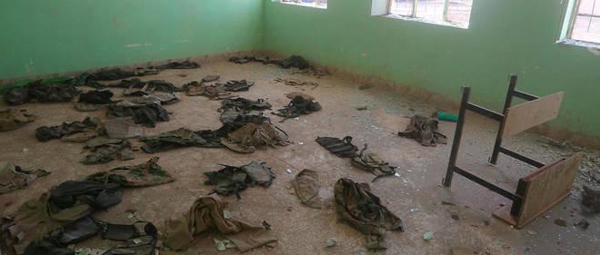 Les zones de conflits laissent l'esclavage prospérer. Image d'illustration.