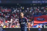 Neymar Jr en chair et en os sous les couleurs du PSG : les supporteurs ont pu enfin réaliser que leur rêve était devenu réalité samedi 5 août au Parc des Princes.