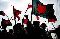 Le Bangladesh a proclamé son indépendance du Pakistan le 26 mars 1971. ©MUNIR UZ ZAMAN