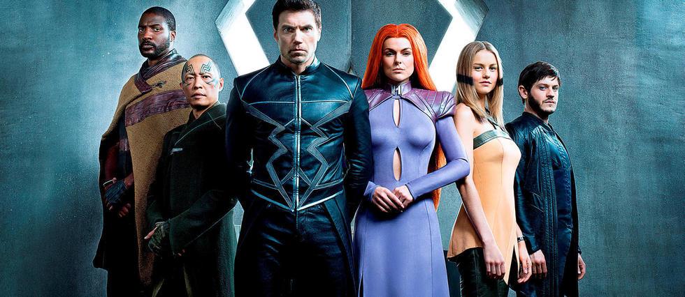 Inhumans, dans les salles IMAX le 1er septembre prochain.