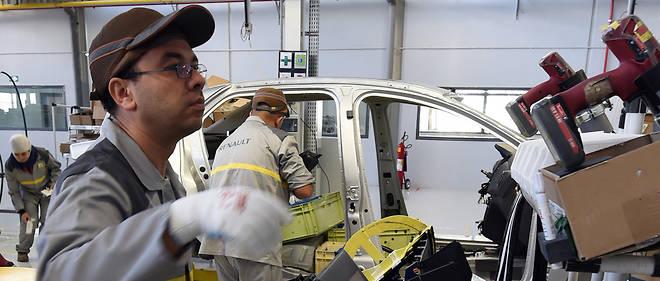 Renault a ouvert sa première usine en Algérie à la fin de l'année 2014.