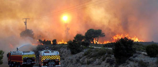 Les pompiers bénévoles étaient payés dix euros de l'heure en cas d'une urgence