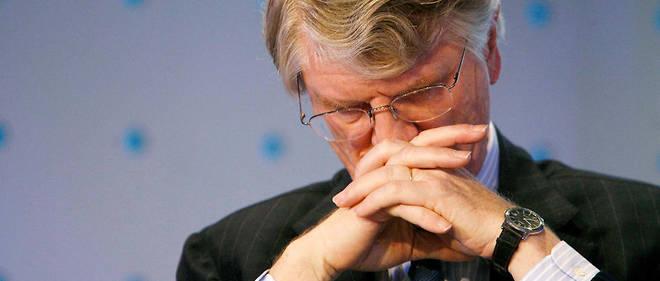 Baudouin Prot, le PDG de BNP Paribas le 6 juillet 2007. Tous les voyants sont alors au vert...