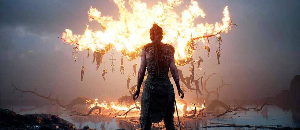 """""""Hellblade: Senua's Sacrifice""""."""