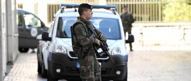 Un groupe de militaires de l'opération Sentinelle a été victime d'une attaque à la voiture-bélier mercredi 9 août àLevallois-Perret(Hauts-de-Seine).