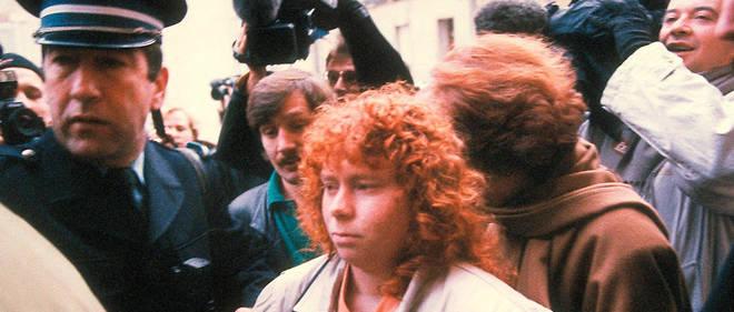 Témoin clé de l'affaire Grégory, Murielle Bolle a été remise en liberté sous contrôle judiciaire le 4 août.