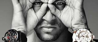 Mais quelle montre ne quitte jamais le poignet de Neymar Jr ?