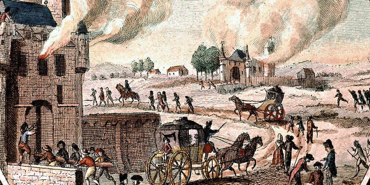 4 août 1789, la nuit où Paris a cédé - Le Point