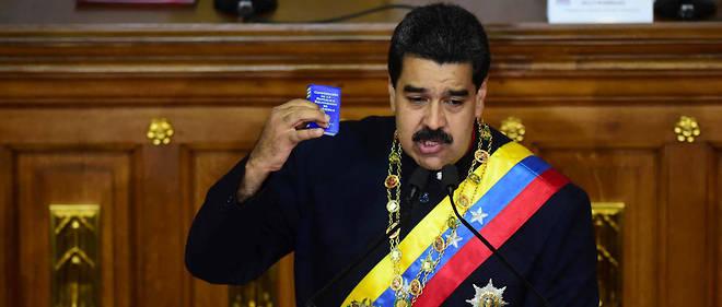 Le Venezuela est agité par une crise politique et économique qui dure depuis plusieurs années.