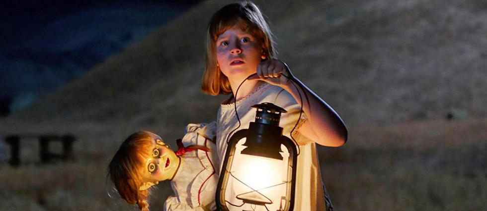 Annabelle 2 : La Création du mal, actuellement en salle.