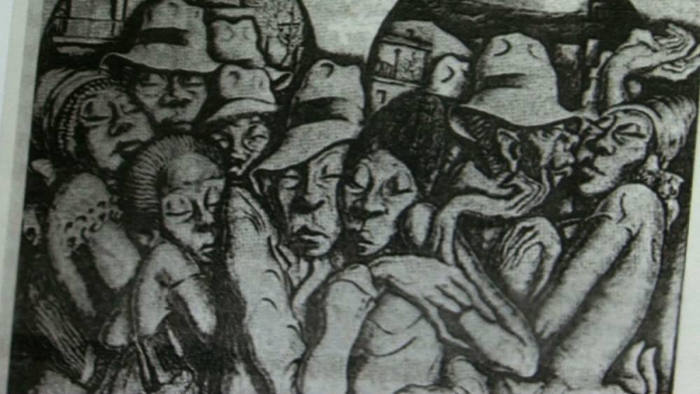 Image extraite du film documentaire Tango Negro. ©  Reelhouse production