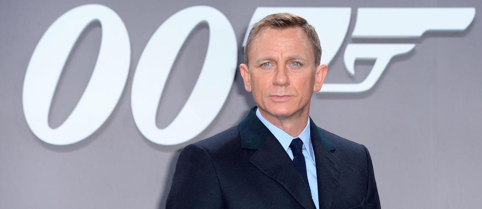 Daniel Craig en 2015 pour la sortie de Spectre.