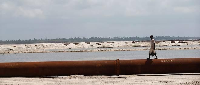 Pipeline en Afrique (image d'illustration).
