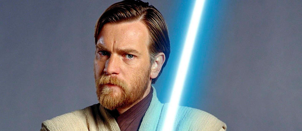Obi-Wan Kenobi (Ewan McGregor) dans Star Wars : La Revanche des Sith (2005).