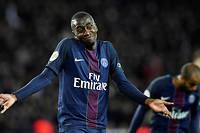 Blaise Matuidi quitte le Paris Saint-Germain pour la Juventus de Turin. ©FRANCK FIFE