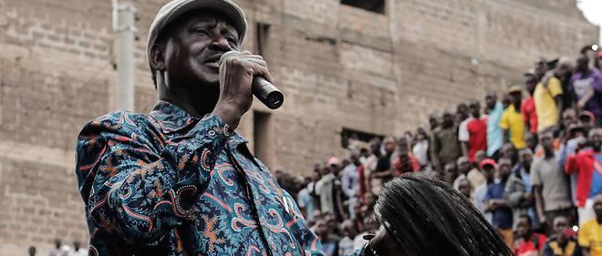 Plusieurs émeutes ont éclaté à l'annonce de la victoire d'Uhuru Kenyatta lors de la présidentielle du 8 août dernier.