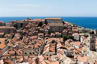 La belle ville de Dubrovnik accueille le tournage de