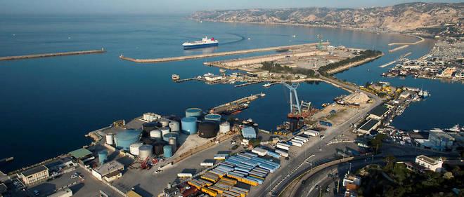 Le port de Marseille-Fos s appuie sur de nouveaux outils de gestion des 2f77d11bd2f99