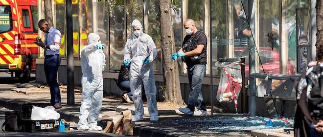 Le 21 août dernier, un homme en camionnette a foncé sur un abribus à Marseille, tuant une femme. La piste psychiatrique est privilégiée.