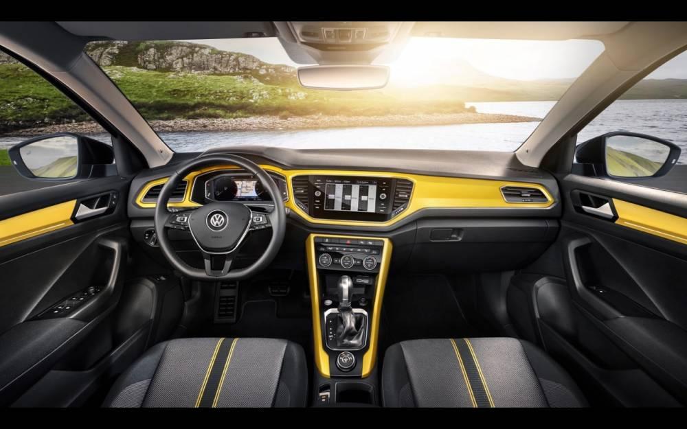 Volkswagen T-Roc ©  Volkswagen