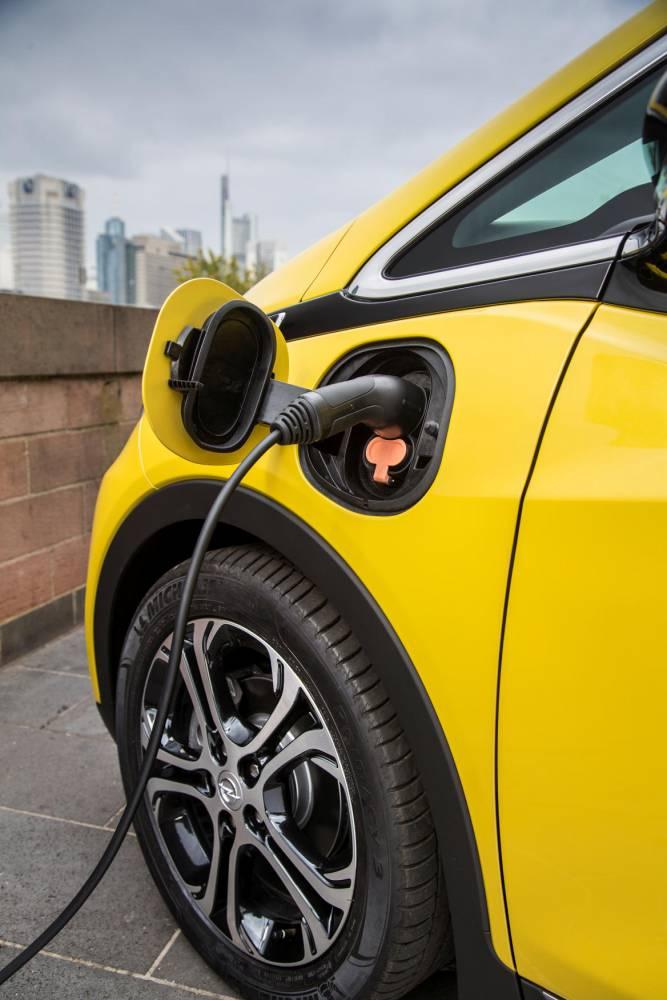 Opel Ampera-e © Adams Opel