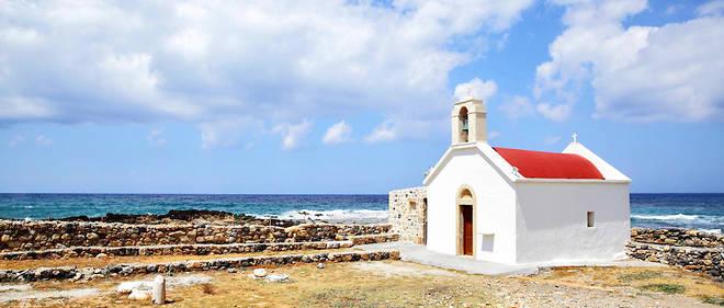 Patrick Besson a passé quelques jours à Hersonissos, en Crète.