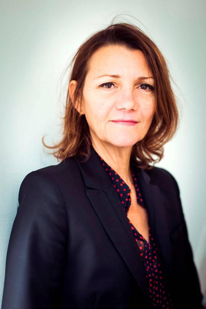 Anne Giudicelli  © editions Delcourt editions Delcourt