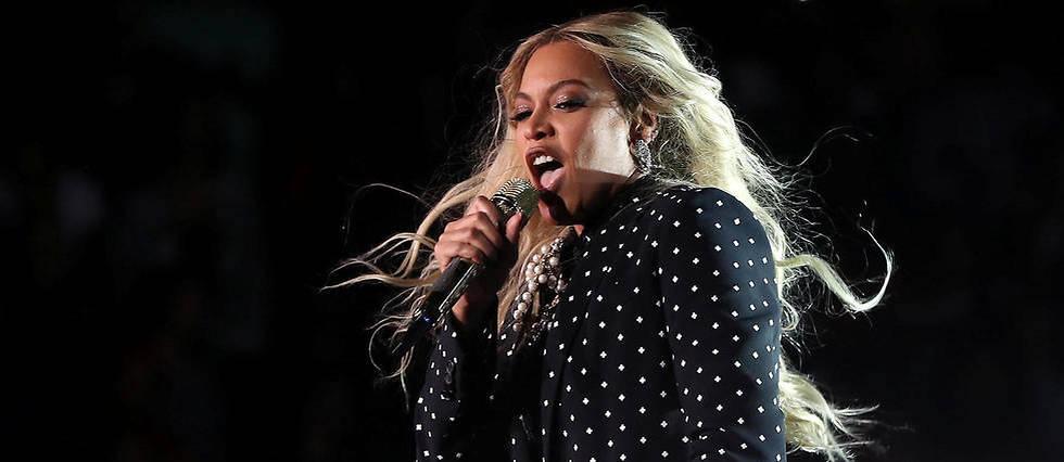 Beyoncé en novembre 2016.