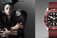 Lady Gaga devient la nouvelle ambassadrice des montres suisses Tudor.