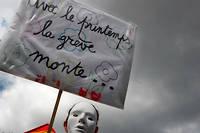 «Les Français détestent les réformes,la France n'est pas réformable » ©JOEL SAGET