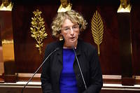 La ministre du Travail, Muriel Pénicaud, présente sa réforme jeudi avec le Premier ministre, Édouard Philippe. ©BERTRAND GUAY