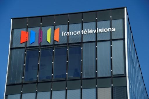 Le siège de France Télévisions à Paris, le 19 juillet 2016 © BERTRAND GUAY AFP/Archives