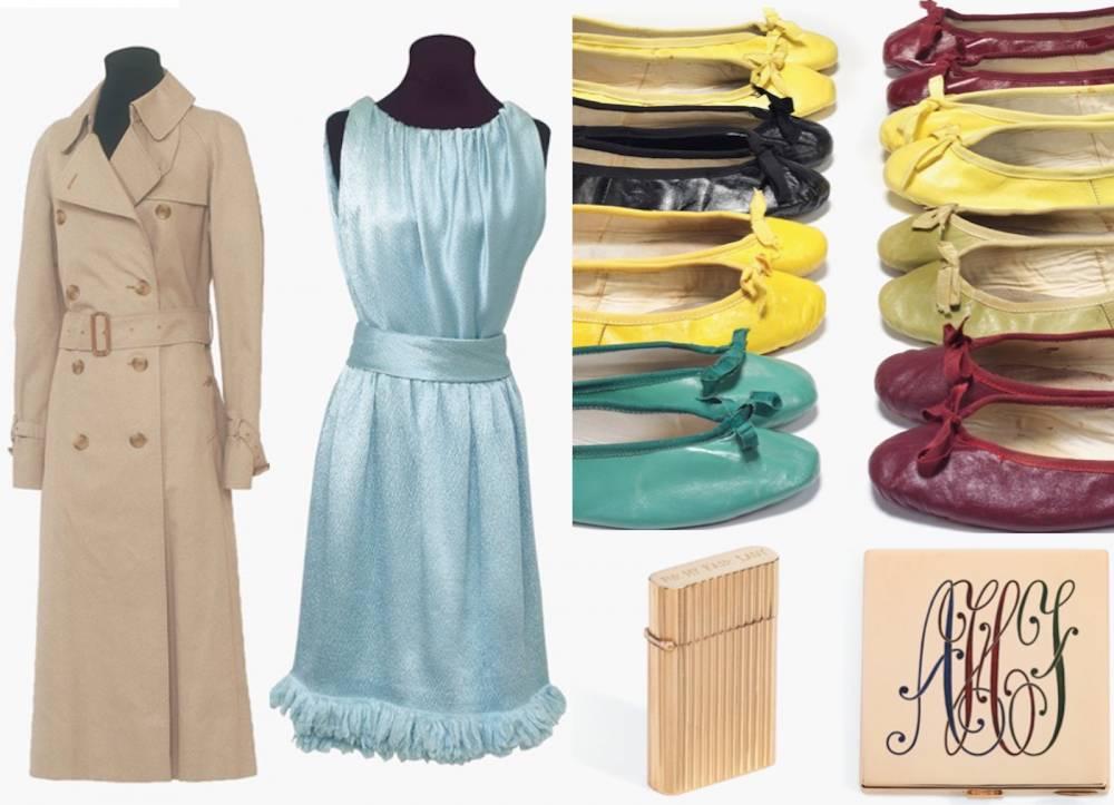 Audrey Hepburn, Christies ©  DR