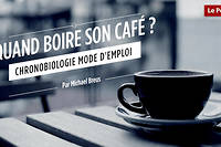 Chronobiologie : quand boire son cafe ? (C)Le Point