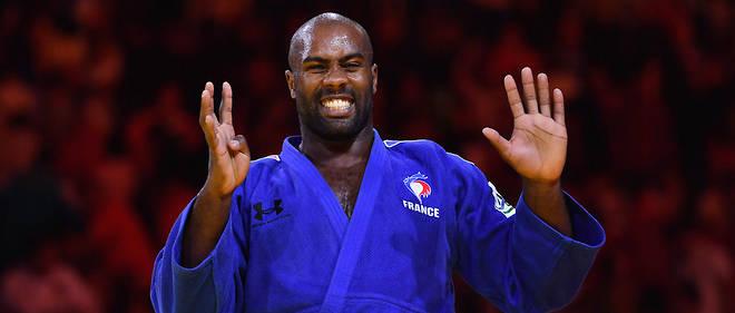 Champion du monde pour la neuvième fois, le judoka Teddy Riner n'a plus perdu sur les tatamis depuis septembre 2010.
