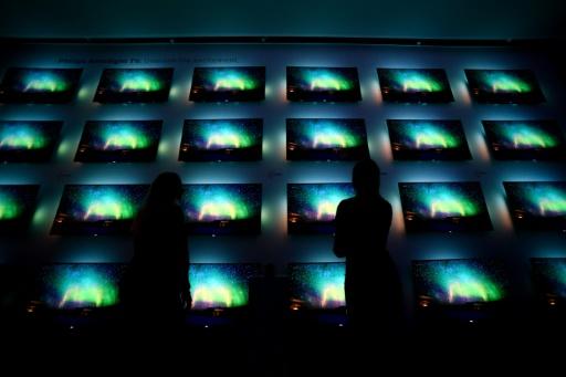 Dans un environnement saturé d'appareils et d'actes liés au monde numérique, la priorité absolue est de limiter le nombre de manipulations © Maurizio Gambarini dpa/AFP/Archives