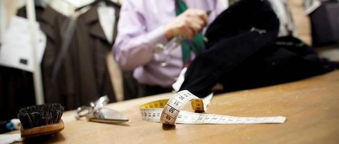 Un tailleur au travail (photo d'illustration).