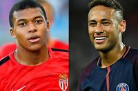 Le recrutement par le club qatari de Mbappé et Neymar est dans le collimateur de l'UEFA. Et si l'Union européenne s'en mêlait ? ©FRANCK FIFE