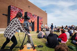 Le Festival de musique émergente au Québec, une autre façon de vivre la rentrée musicale ©Louis Jalbert