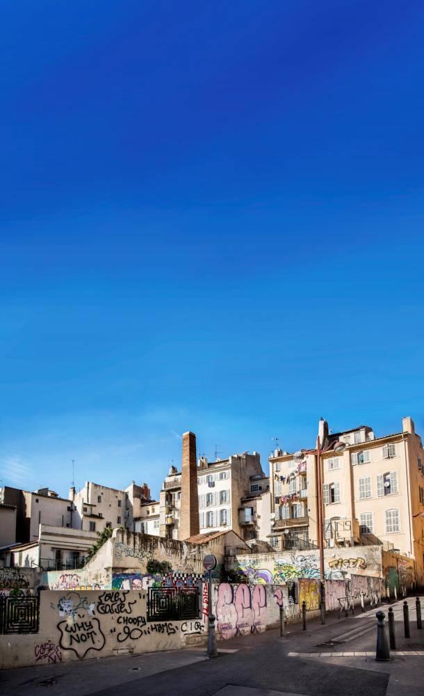 Ville de Marseille © Ian HANNING/REA Ian HANNING/REA / Ian HANNING/REA
