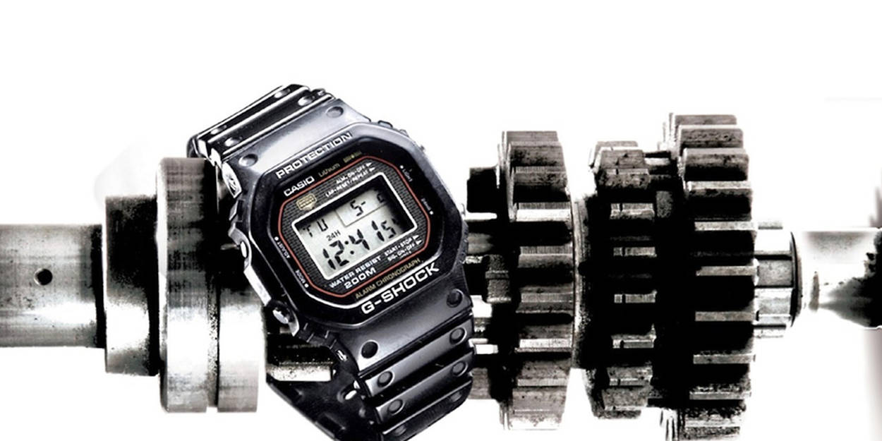 100 millions de G Shock vendues pour Casio Le Point Montres  RbzgY