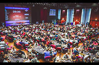 Le Megastack organisé à La Grande-Motte a réuni plus de 2 000 joueurs.