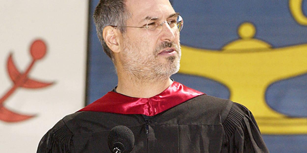Apple : le discours testament de Steve Jobs à Stanford en 2005 - Le Point