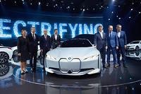BMW Concept Vision Dynamics. ©Julian Robinet