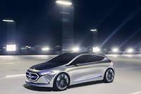 Mercedes EQA Concept ©Daimler AG - Global Communications Mercedes-Benz Cars