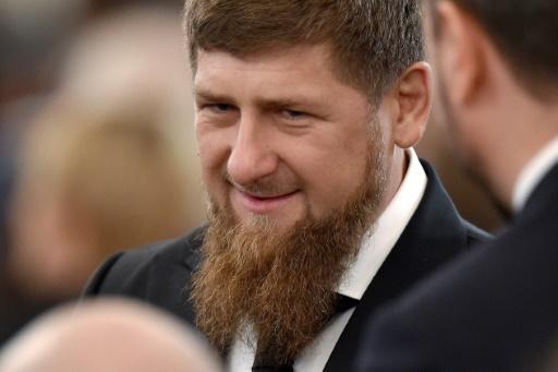 Le dirigeant tchétchène Ramzan Kadyrov à Moscou, le 1er décembre 2016 © Natalia KOLESNIKOVA                  AFP/Archives