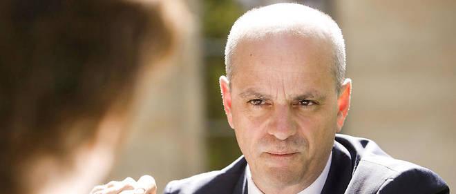 Jean-Michel Blanquer, ministre de l'Éducation nationale et de la Jeunesse.