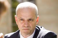 Jean-Michel Blanquer, ministre de l'Éducation nationale et de la Jeunesse. ©Nicolas TAVERNIER/REA