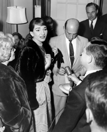 La soprano Maria Callas © - AFP/Archives
