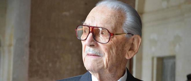 Fred Moore, natif de Brest, a 20 ans quand il répond à l'appel du général de Gaulle.